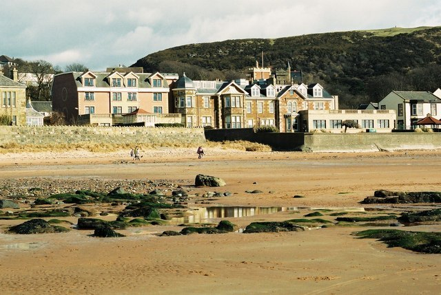 Sands Of Seamill Image