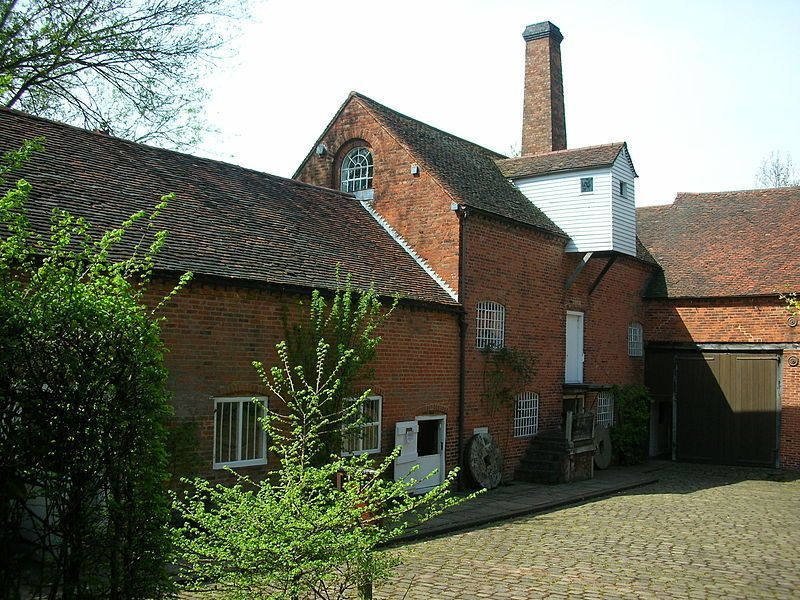 Sarehole Mill Image