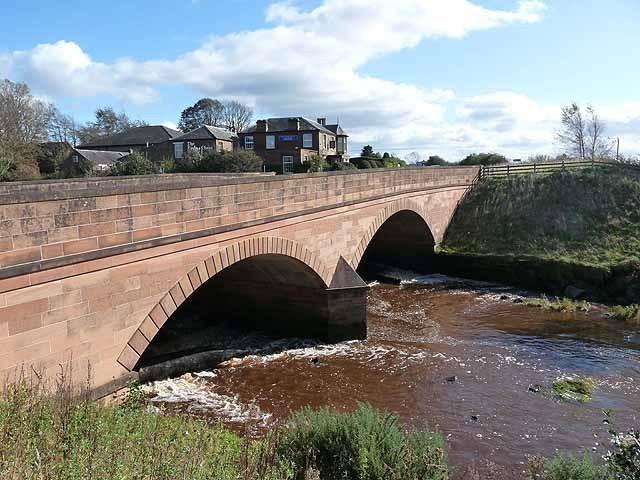 Sark Bridge Image