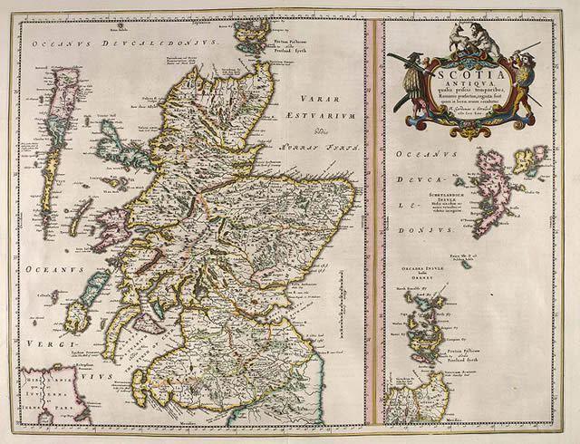 Scotia Map Image