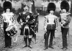 Scots Guards Image