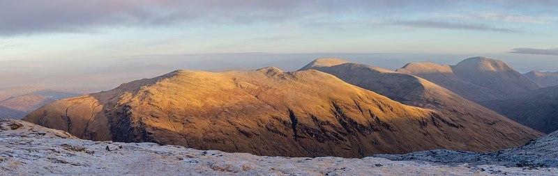 The Scottish Highlands Image