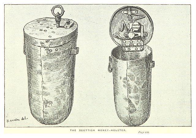 Scottish Money-Holster Image