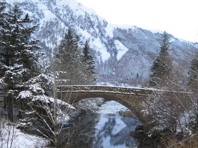 Shiel Bridge Image