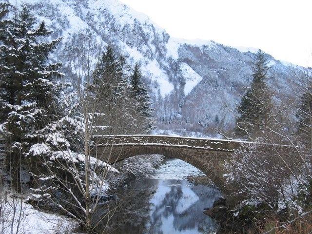 Shiel Bridge Image