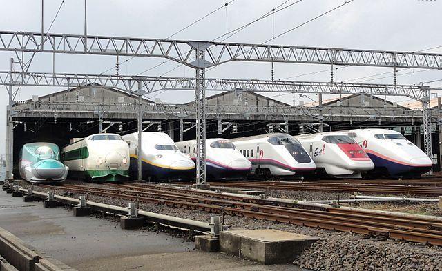 Shinkansen Image