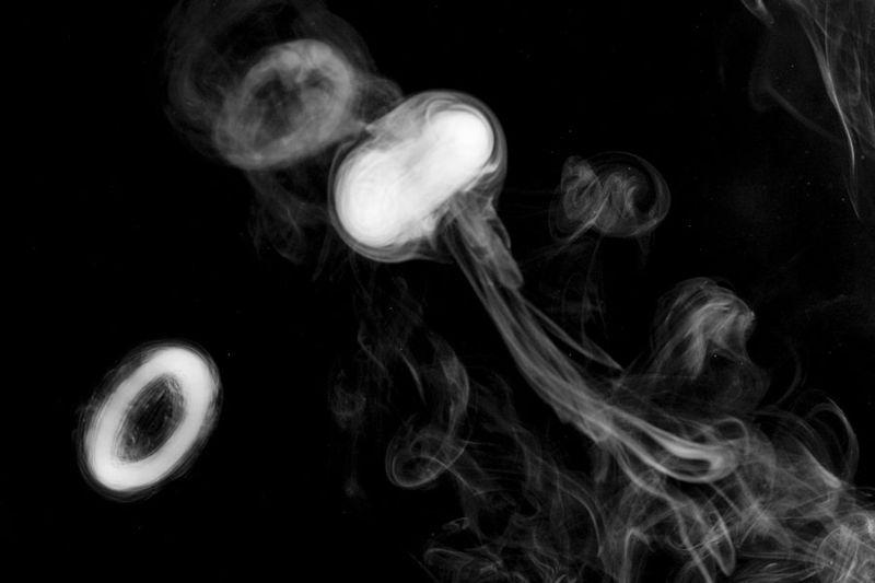 Smoke Rings In The Night