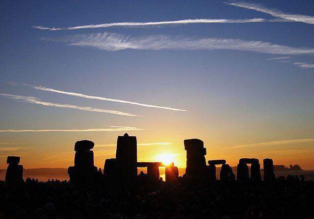 The Solstice Sunrise Image