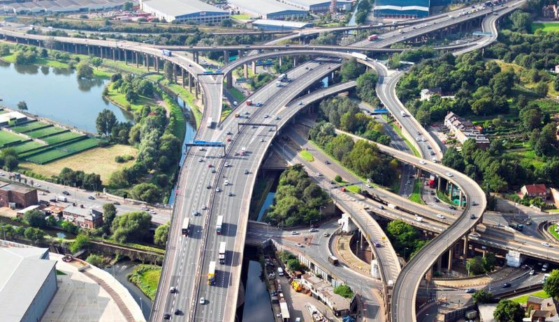 Spaghetti Junction Image
