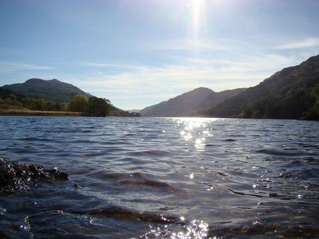 Sparkling Loch Image