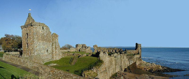 St Andrews' Castle Image