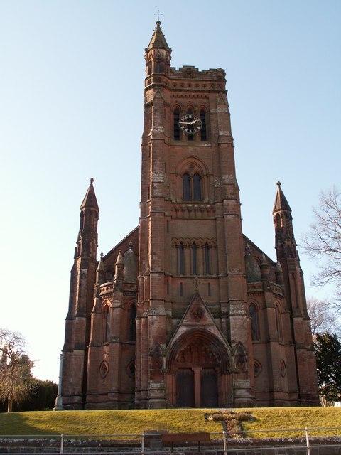St Andrew's Church, Moffat Image