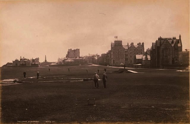 St Andrew's Course Image