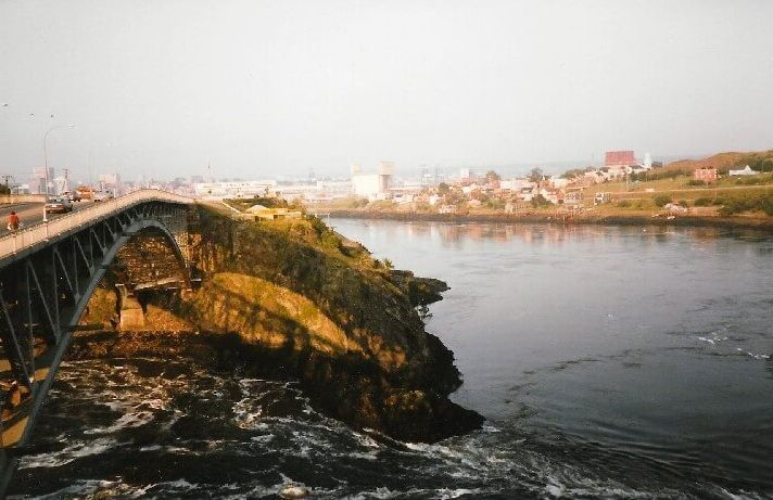 Saint John River - Normal, Downstream, Flow
