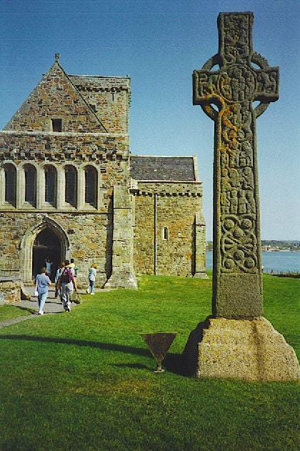 St Martin's Cross Image