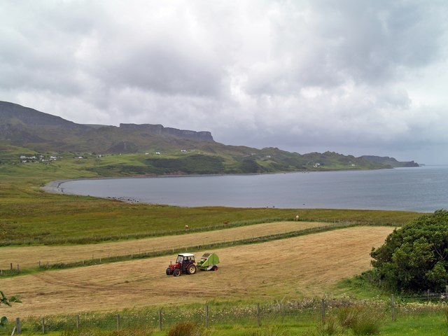 Staffin Harvest Image