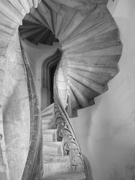 Staircase In Styria Image