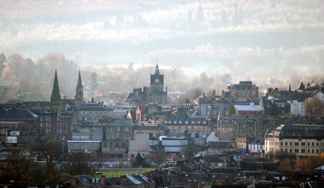 City Of Stirling Image