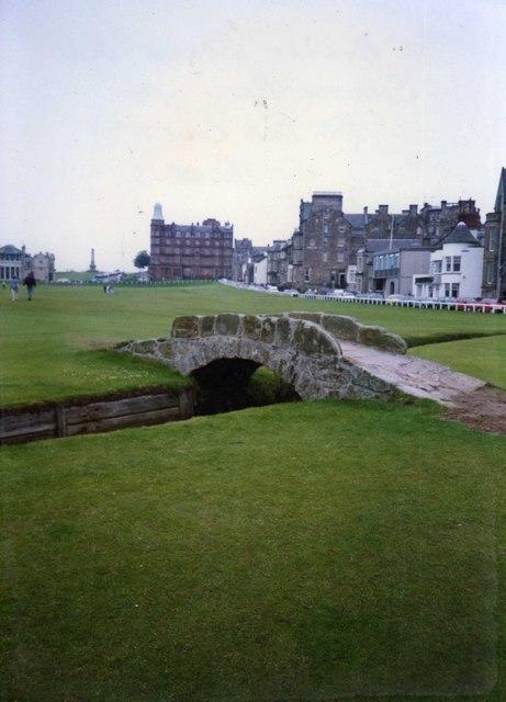 Swilcan Bridge Image