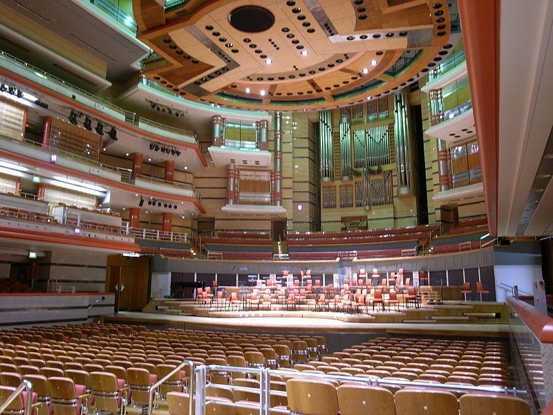 Symphony Hall Image
