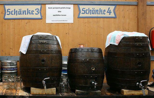 Tapped Barrels