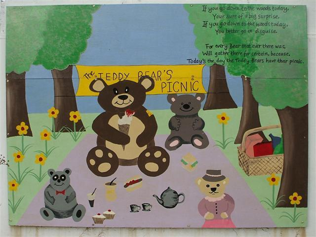 Teddy Bears' Picnic Image