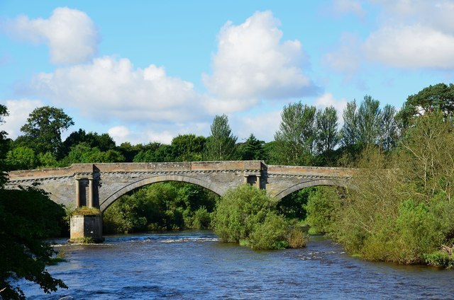 Teviot Bridge Image
