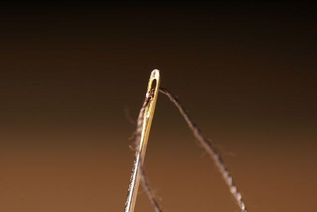 Thread The Needle Image