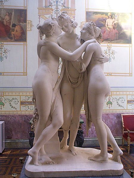 The Three Bonnie Maidens, The Three Graces Image
