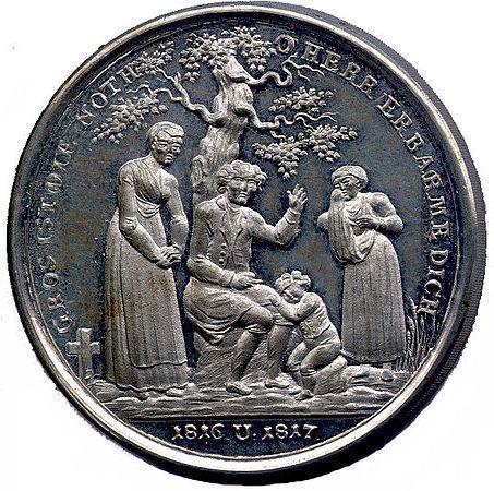 Tin Medal Image