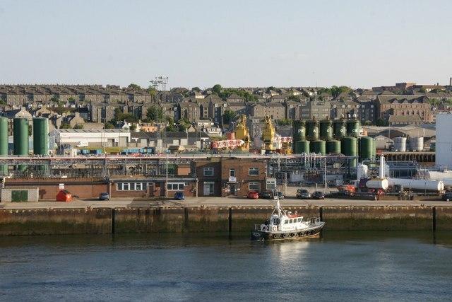 Torry Quay Image
