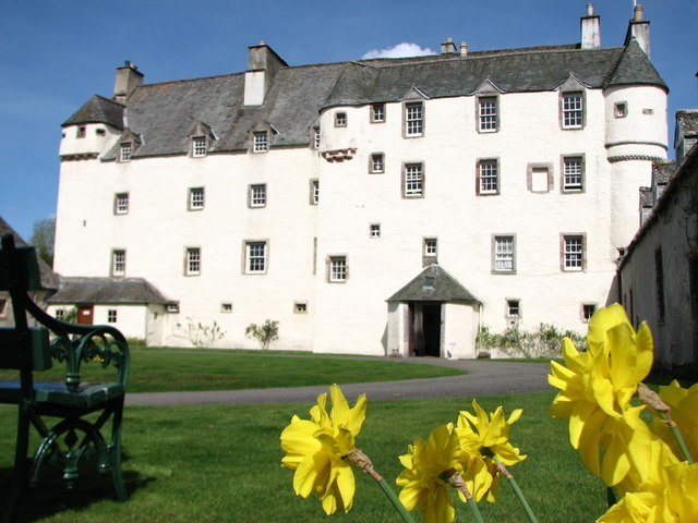 Traquair House Image