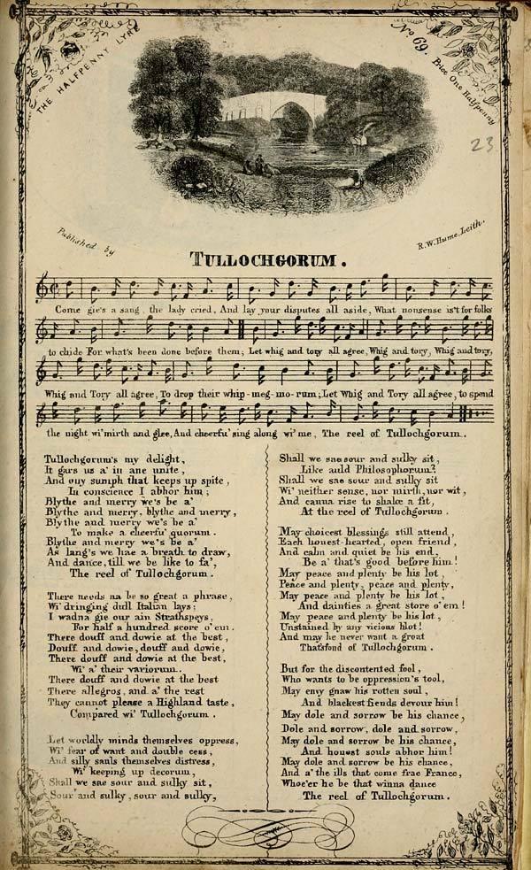 Tullochgorum