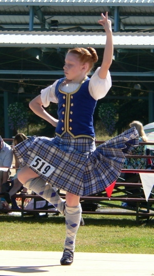 Waggle Of The Kilt Image