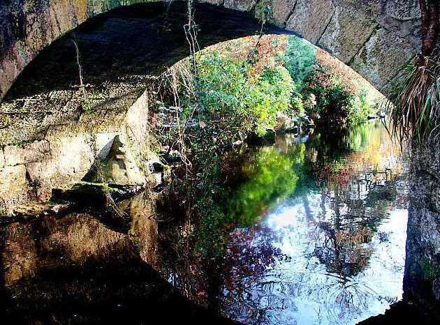 Twizell Bridge Image