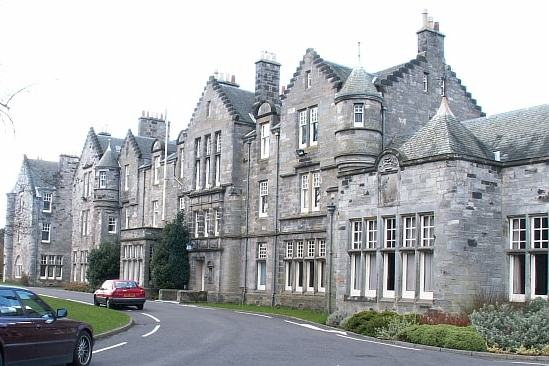 University Hall, Saint Andrews