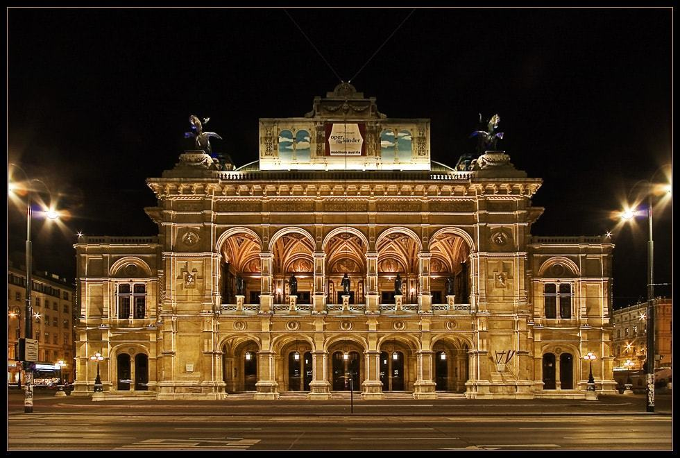 Dance For Susi - Vienna State Opera Image