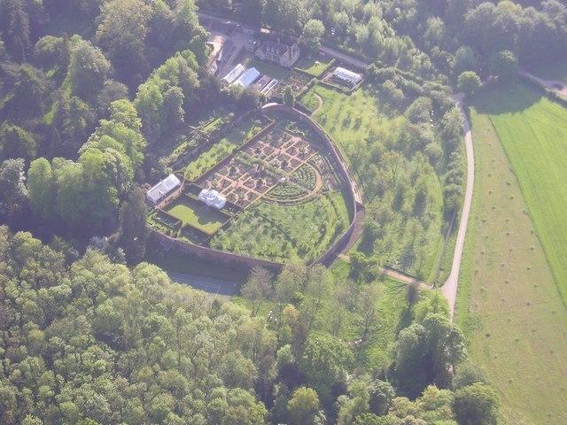 Walled Garden Image