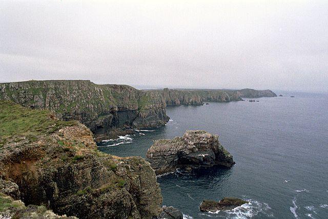 Waves Of Tory Island Image