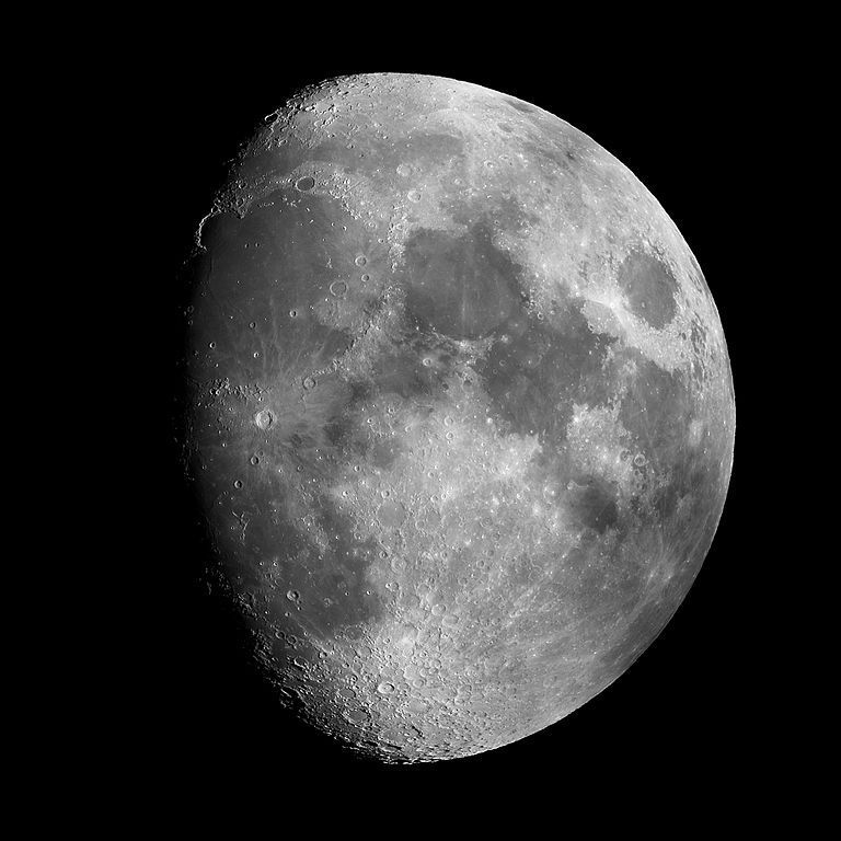 Waxing Of The Moon Image