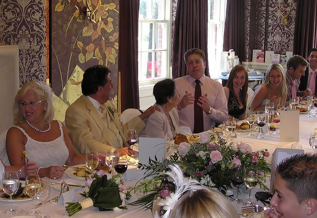 Wedding Breakfast Image