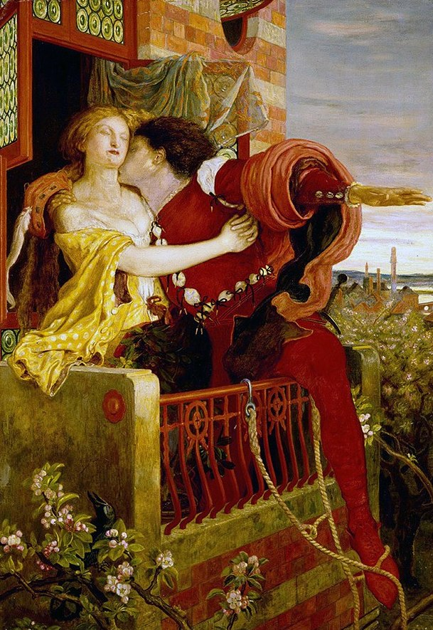 Romeo And Juliet, What's In A Name?