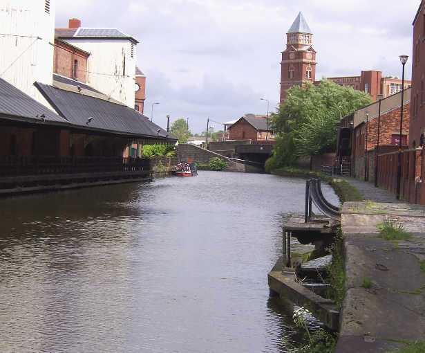 Wigan Pier Image