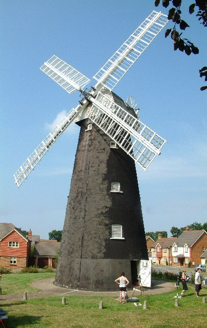 Windmill Of Croydon Image