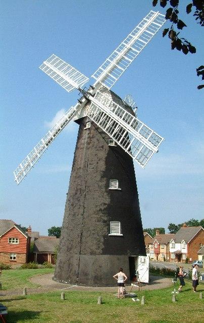 Windmill Of Croydon Image
