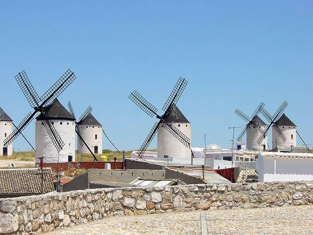 Windmills Image