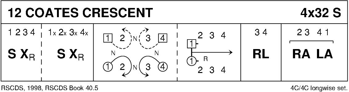 12 Coates Crescent Keith Rose's Diagram