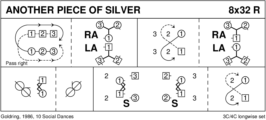 Another Piece Of Silver Keith Rose's Diagram
