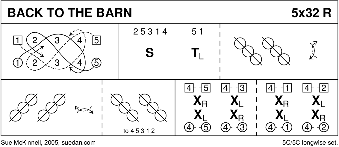 Back To The Barn Keith Rose's Diagram