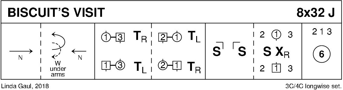 Biscuit's Visit Keith Rose's Diagram